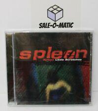 SPLEEN - LITTLE SCRATCHES 2000 ROCK CD