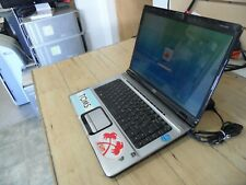 HP Pavilion dv6000 Laptop 4 Parts Booted Windows 320 Gb Hard Drive Wiped 4GB