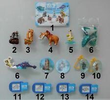 Ferrero Figuren Ice Age 2 / Ice Age 2 Zubehör zur Auswahl