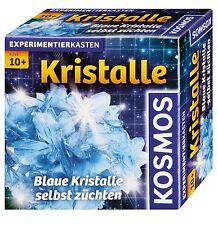 Kosmos 656034 Blaue Kristalle selbst züchten  NEU OVP*