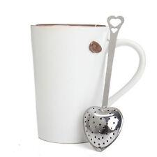 Tea Drinker Stainless Steel Loose Tea Leaf Strainer Herbal Spice Infuser Filter