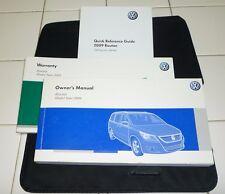 other car truck manuals literature for volkswagen ebay rh ebay com 2011 volkswagen routan owners manual pdf 2012 volkswagen routan owners manual pdf