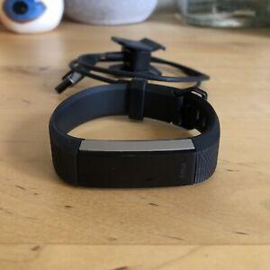 Fitbit 3542538 ALTA HR Black Small