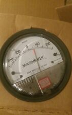 Dwyer Magnehelic 250+ 250- Differential Pressure Gage 2300-500 PA pascals