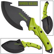 WICKED! Shock And Awe Apocalypse ZOMBIE KILLER Chopping Knife Axe Hatchet
