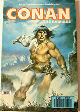 Conan le barbare n° 11   Edition Semic France