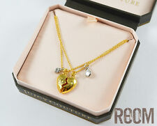Juicy Couture Best Friends Forever Necklace with box
