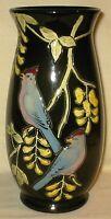 Beautiful Weller Pottery Rosemont Vase Birds