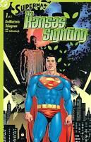 SUPERMAN THE KANSAS SIGHTING set #1-2  (2003) DC Comics