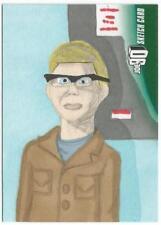 Joe 90 Gerry Anderson Sketch Card drawn by Danielle Adams