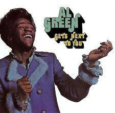 Al Green GETS NEXT TO YOU Hi Records NEW SEALED VINYL RECORD LP