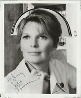 Julie London      Actress      Vintage B&W Photograph , Signed