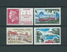 SERIE TOURISTIQUE - 1970 YT 1643 à 1646 - TIMBRES NEUFS** MNH LUXE