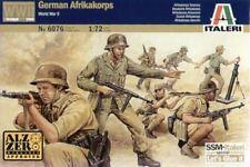 Petits soldats allemands Italeri 1:72 (25mm)
