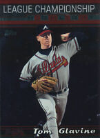 Tom Glavine 2000 Topps #226 Atlanta Braves Baseball Card