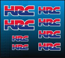 Oversize HRC decal KIT sticker aufkleber adhesivo pegatina HONDA CBR VTR RCV CB