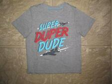 NWT Boys' JUMPING BEANS Airplane Fighter Jet Attitude T-shirt 24 Months