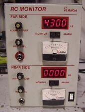 ROLLCUT RC300 RC MONITOR 115 VOLT AC