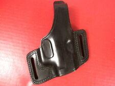 Galco SIL224 Leather Belt Holster for the Glock Model 17, 22 or 31 Pistol