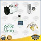 A/C Compressor Kit Fits Honda Accord 1998-2000 V6 3.0L OEM 10PA17C 77341