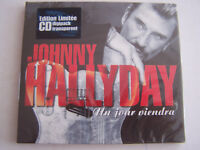 CD JOHNNY HALLYDAY UN JOUR VIENDRA DIGIPACK EDITION LIMITEE NEUF SCELLE .