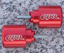 Honda CBR600 CBR 600 F3 F4 F4i 600RR 900 929 954 1000 RR 1000RR RED BAR ENDS