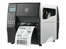 Zebra Zt230 DT ZPL 203dpi Rs232/usb Label Printer Zt23042-d0e000fz