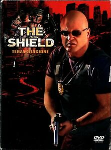 The Shield. Stagione 3 con 4 DVD in Italiano
