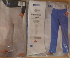 Damen Wellness Hose Freizeithose Jogginghose blau grau Gr. 46 48 50 52 54 NEU!!!