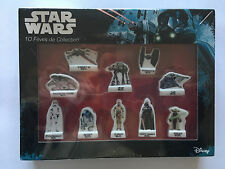 COFFRET COLLECTOR 10 FEVES COMPLET STAR WARS 2017 NEUF EMBALLE