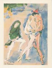 931/ 1 illustration gravure année ? Marcel Vertès