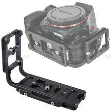 Kamera Platte Schiene Griff Schnellwechselplatte für Sony a99/a77/a65/Stativkopf