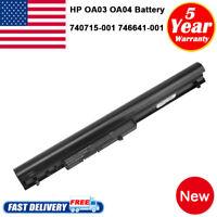 OA04 OA03 Battery for HP 740715-001 746641-001 746458-421 751906-541 Fast Ship