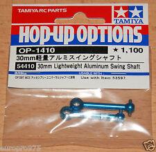 Tamiya 54410 30mm aluminium léger swing shaft (M03/M04/M05/M06/TA05M - quatre)