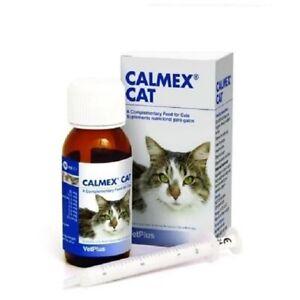 Calmex Supplement Stress Relief Cats 2oz