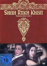 DVD - Shah Rukh Khan Sammel Edition 1 - SRK Biografie / SRK Live In Concert u.a.