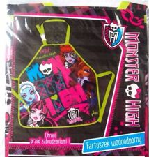 MONSTER HIGH Waterproof Apron for Kids (41.5 x 49 cm) Polyester