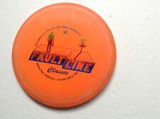 DX Stingray golf disc 177g. 2001 Faultline Classic Santa Cruz.  NEW
