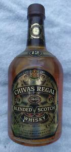 Kellerfund 1 Flasche Chivas Regal Blended Scotch Whisky 0,7 L 40%