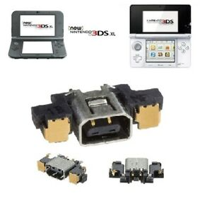 CONNETTORE RICARICA Nintendo 3DS 3DS XL 3DS LL