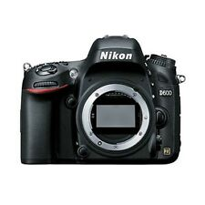 NEW! Nikon D600 DSLR Camera (Body Only)
