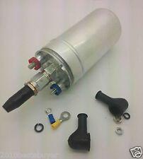 EFI 300LPH HI Flow 044 Inline Electric Fuel Pump & Kits 0580254044 for Nissan