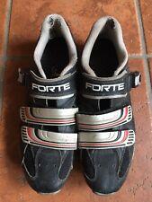 Forte Mountain Bike Cycling Shoes Black EU 44 Mens 10