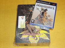 MAGNACARTA + OFFICIAL VISUAL & ARTWORKS  x PLAYSTATION 2 PS2 NUOVO SIGILLATO ITA