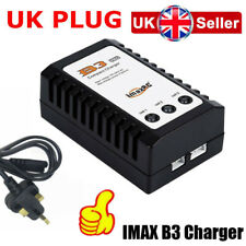 IMax B3 Compact Balance Charger Fits For 2S 3S 7.4V 11.1V LiPo Battery UK Plug!!