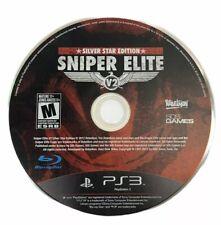 Sniper Elite V2 Silver Star Edition PS3 Disc Only