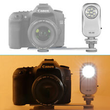 Neewer 5200k 3W VDL-220 LED Video Light Lamp for Canon,Nikon Camcorder&Camera