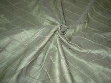 Artee Collections Fabric Tara Blue Khaki  Drapery Upholstery