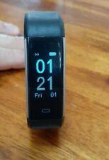 Letscom Id115Plus Fitness Tracker - Black