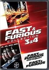Películas en DVD y Blu-ray DVD: 2 Fast & Furious